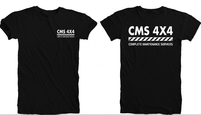 CMS T-Shirt Store Item