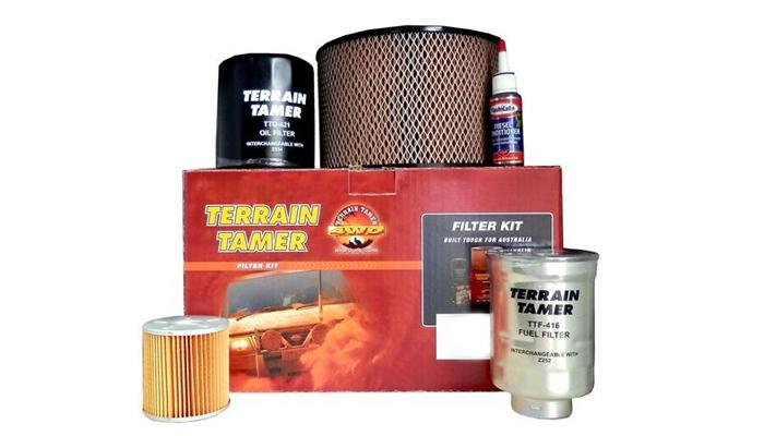 TFK2 TOYOTA HZJ75 Filter Kit Store Item